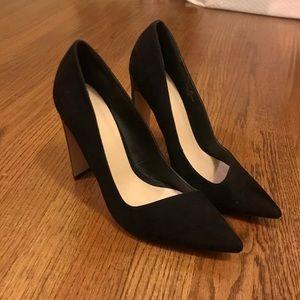 ASOS Black Heels. Size 8